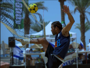 The World Red Sea Eilat Cup Footvolly 2018